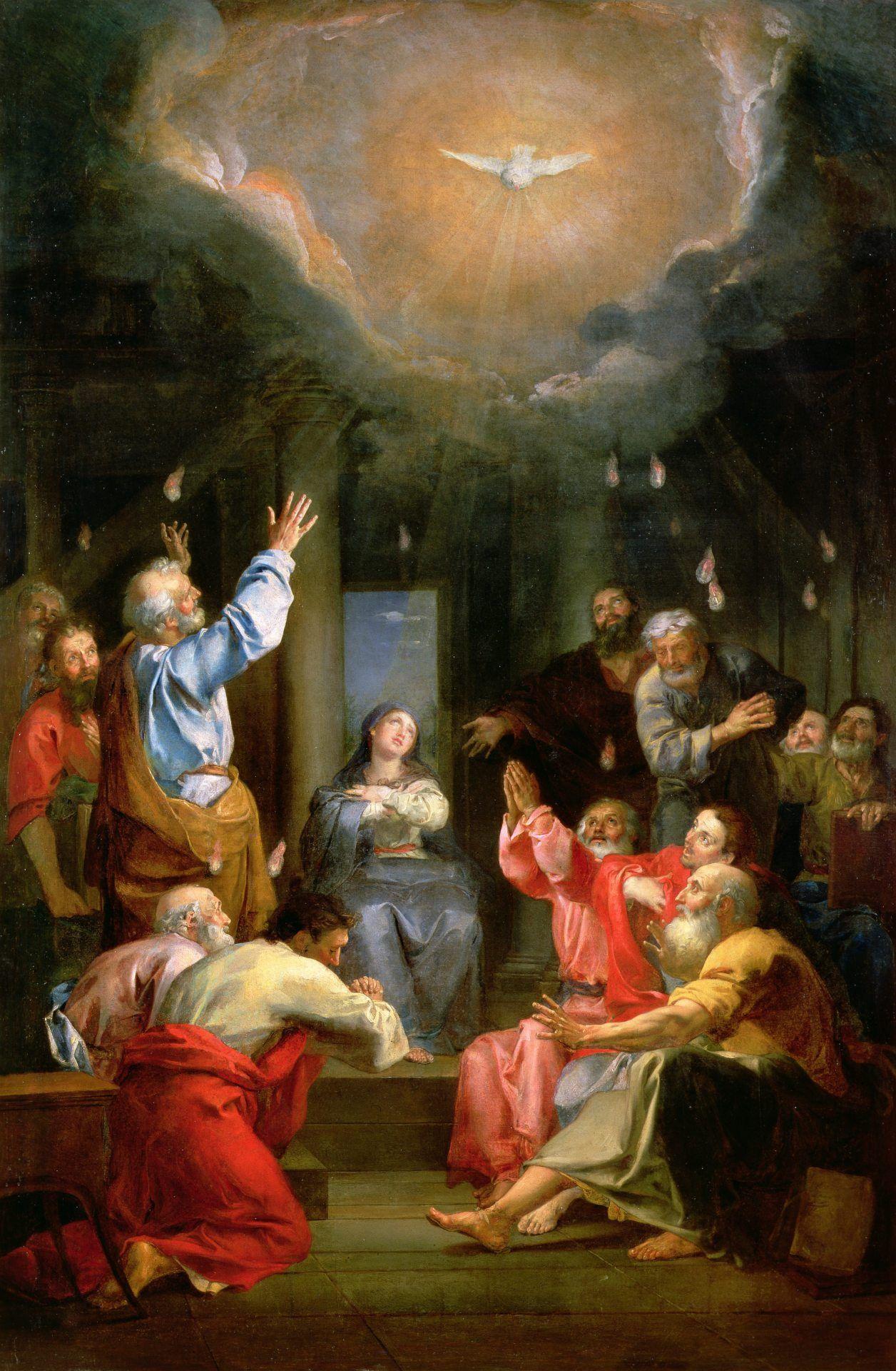 pentecost-louis-galloche
